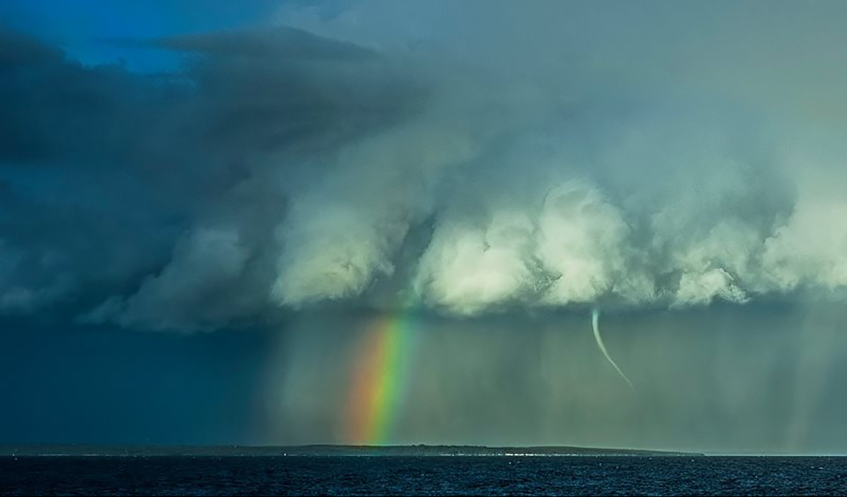 Waterspout Natural Disasters