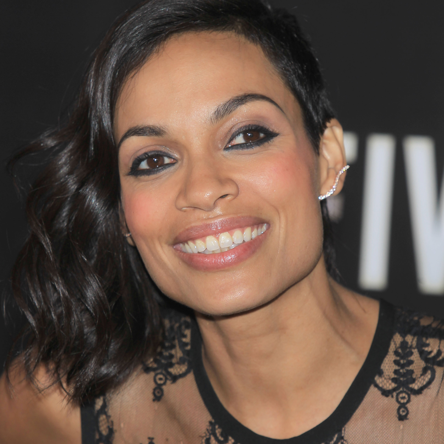 24 Celebrities You Did... Rosario Dawson